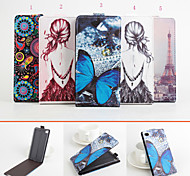 Protective PU Leather Magnetic Vertical Flip Case for Huawei P8(Assorted Colors)