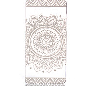 holle bloempatroon ultradunne harde Cover Case voor Samsung Galaxy a3 a5
