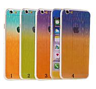 метеорный поток HD к царапинам, прежде чем стеклянная защита пленки для iPhone 6 (ассорти цветов)