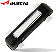 ACACIA LED taillights bicycle USB lights LED biking taillight bicycle handlebar taillight 5 kinds of mode switches