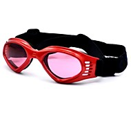 Cat / Dog Sunglasses Red / Black / White / Blue / Pink / Yellow Dog Clothes Summer / Spring/Fall Holiday / Fashion