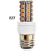 Dimmbar Mais-Birnen G9/E26/E27 5 W 480 LM 3000-3500 K 36 SMD 5050 Warmes Weiß/Kühles Weiß AC 110-130/AC 220-240 V