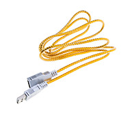 3.0 USB Male to Female Flat Extension Cable / Extended Line (140cm)