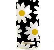 For Asus Case IMD / Pattern Case Back Cover Case Flower Soft TPU ASUS