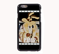 Rabbit Design  Aluminum High Quality Case for iPhone 6 Plus