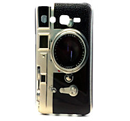 Camera Patterned edging TPU cell phone soft shell For Galaxy J1 /J5 /J7 / G360/ G530