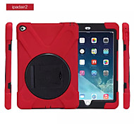 funda de silicona a prueba de golpes para AIR2 Apple iPad (colores surtidos)