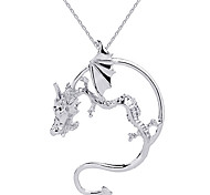 HUALUO®Fashion Domineering Personality off Chinese Dragon Necklace