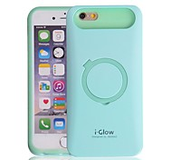 Luminous Case with Stand for iPhone 6/6S (Assorted Colors)