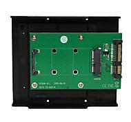 Maiwo SATA TO mSATA Convertor Card Interface Card KT008B