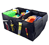 Car Sundries Bags Car Glove Bag Car Box Folding Storage Trunk Finishing Box
