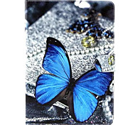 Butterfly Pattern Hard Case for  iPad Air2/ iPad6