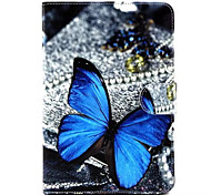 Butterfly  Pattern Hard Case for  iPad mini 3, iPad mini 2, iPad mini