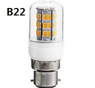 G9 / b22 / e27 / e14 8w 42x5730smd 1200lm 6000k fraîche lumière blanche / chaude conduit de lumière à deux broches (AC110-240V) / (ac12-16v)