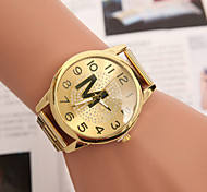 Women's Fashion Optical Version Of quartz Swiss Alloy Steel Belt Watch