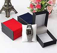 High-grade  Suede Jewelry Boxes for Watch 1pc
