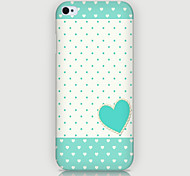 Love Pattern Phone Back Case Cover for iPhone5C