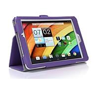 Schutz Tablet-Taschen Ledertaschen Halterung Holster für Acer A1 - 840fhd (8 Zoll)
