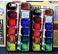 semáforos impressão caso TPU para iphone5 / 5s