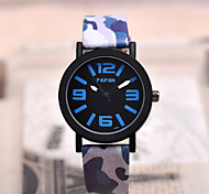 Men'S Watch High Quality Business Casual Japanese Quartz Watches Waterproof Leather Watch
