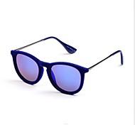 Sunglasses Women's Classic / Elegant / Retro/Vintage / Modern / Fashion Hiking Dark Blue Sunglasses Full-Rim