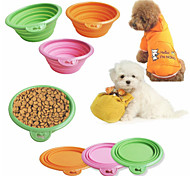Silicone - Portátil - para Cães/Gatos