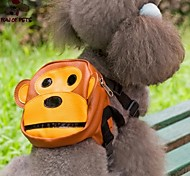 FUN OF PETS® Elegant King Monkey Shape Travel Backpack for Pets Dogs (Assorted Sizes)