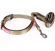 Defeng Large Breed Dog Leash Collar Dog Suit Husky Dog Chain Dogs Samoyed Dog Rope