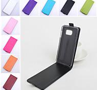 cuoio di vibrazione custodia protettiva magnetica per Samsung Galaxy Note 5 (colori assortiti)