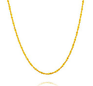 24K gold plating   All over the sky star necklace