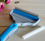 Pet Grooming-Cat Groomer/Dog Groomer De-shedding Comb/brush for Dogs Cats & Horses