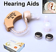 New High Sensitive Wireless Hearing Aids Aid Behind Ear Audiphone Sound Amplifier