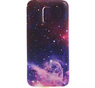 stella del modello materiale TPU soft phone per mini galassia s5