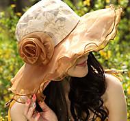 Women's Fashion Foldable Flower Sun Hat