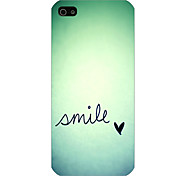 Personality Love  Pattern Phone Back Case Cover for iPhone5C