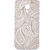 Defoliation Pattern Pierced Hard Back Case for Motorola G2