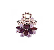 Lady Hair Clip Barrette Claw