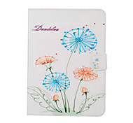 Painted Dandelion Stand Tablet PC Case for Galsxy Tab A 9.7/Tab 4 10.1