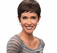 Bobo Wigs Synthetic Wigs Natural Color Short Wigs