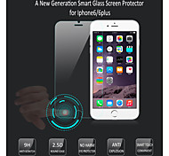 HUYSHE iphone6 smart return key tempered glass screen protector which can handle convenient by single-hand
