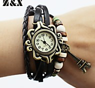 Women's Fashion  Simplicity Tower Quartz Analog  Leather Wrist Watch(Assorted Colors) Cool Watches Unique Watches