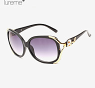 Lureme®European Style Fashion Fox Box Bar Joker Ultraviolet-Proof Sunglasses
