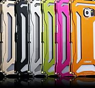 Shell metal cell phone border protection cover