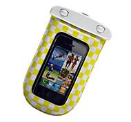 2015 telefono del PVC di vendita caldo sacchetto impermeabile con stringa per il regalo di promozione