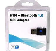 Bluetooth and WiFi card