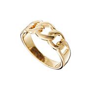 European Style Fashion Chain Hollow Ring