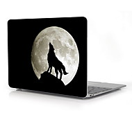 """The Wolf Design Full-Body Protective Case for 12"""" Inch The New Macbook with Retina Display (2015 Release)"""