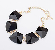 Cusa  Geometry Diamond Necklace