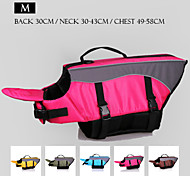 Oxford Cloth Life Jacket for Dogs M