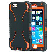 series superiores de capas múltiples estuche protector armadura dura híbrida para el iphone 6 (colores surtidos)